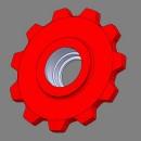 Lančanik Z11/38.1/12.07